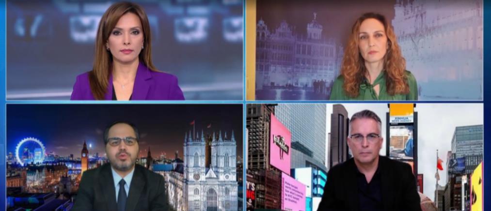 Κορονοϊός: Οι ανταποκριτές του ΑΝΤ1 για τον εμβολιασμό και τους αρνητές (βίντεο)
