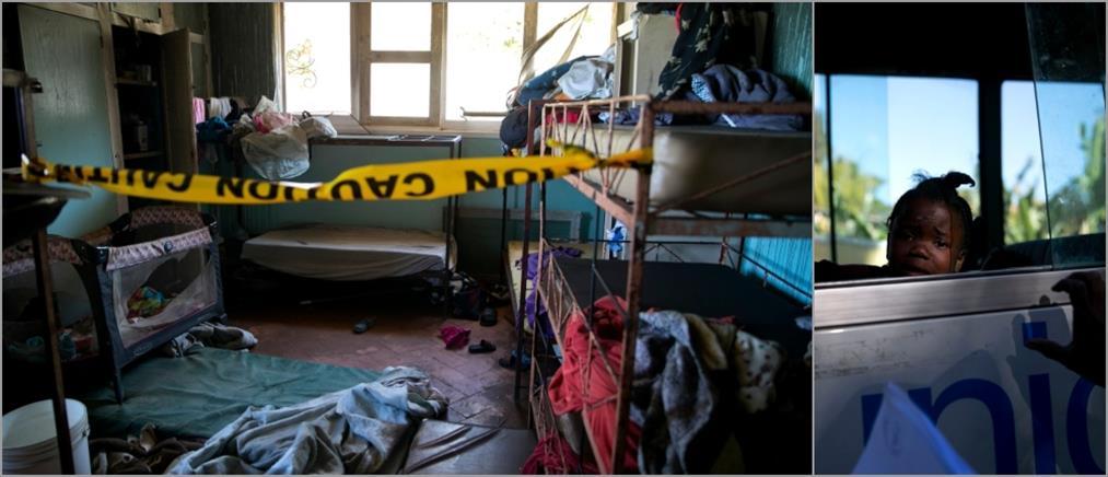 Παιδιά κάηκαν ζωντανά σε ορφανοτροφείο (εικόνες)