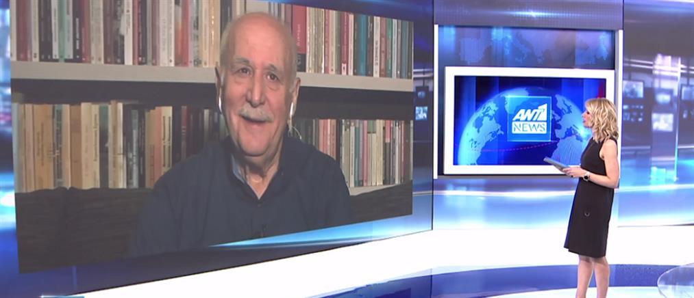 Ο Γιώργος Παπαδάκης για τον συνωστισμό στους εμπορικούς δρόμους (βίντεο)