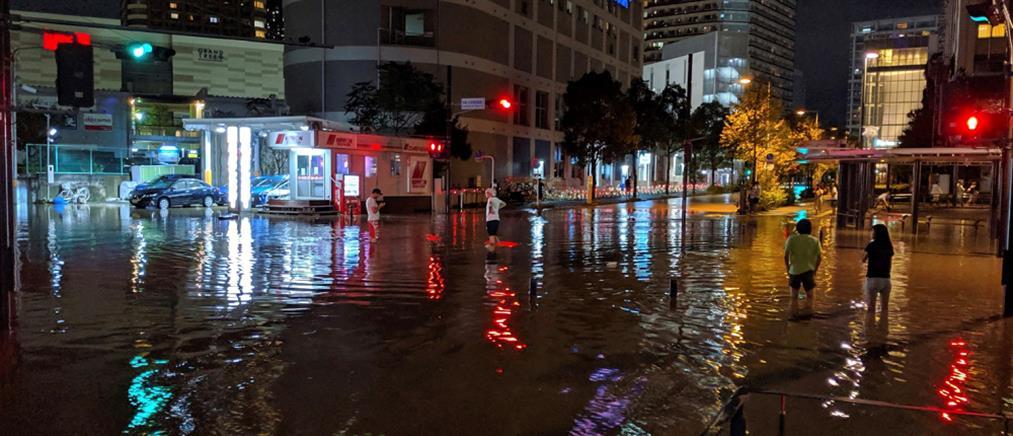 Τυφώνας Χαγκίμπις: δεκάδες νεκροί στην Ιαπωνία (βίντεο)
