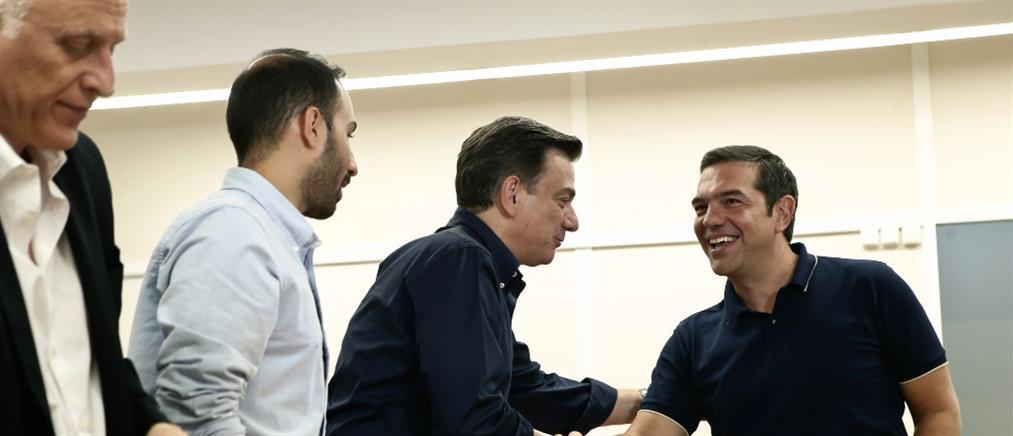 Κοινή πορεία ανασυγκρότησης για ΣΥΡΙΖΑ - Προοδευτική Συμμαχία