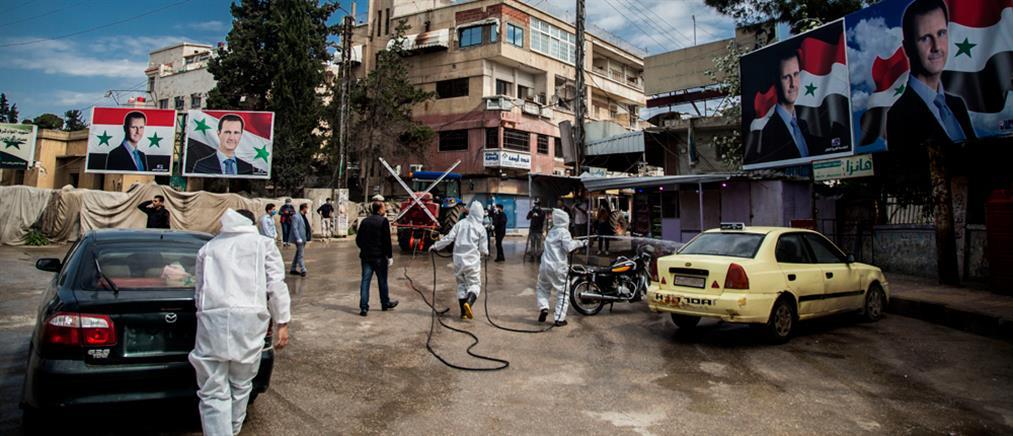 Συρία: Ο μήνας με τους λιγότερους νεκρούς άμαχους ο Μάρτιος