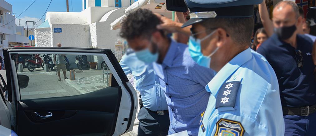 Φολέγανδρος – Κούγιας: Απόλυτα συνειδητοποιημένος ο δράστης