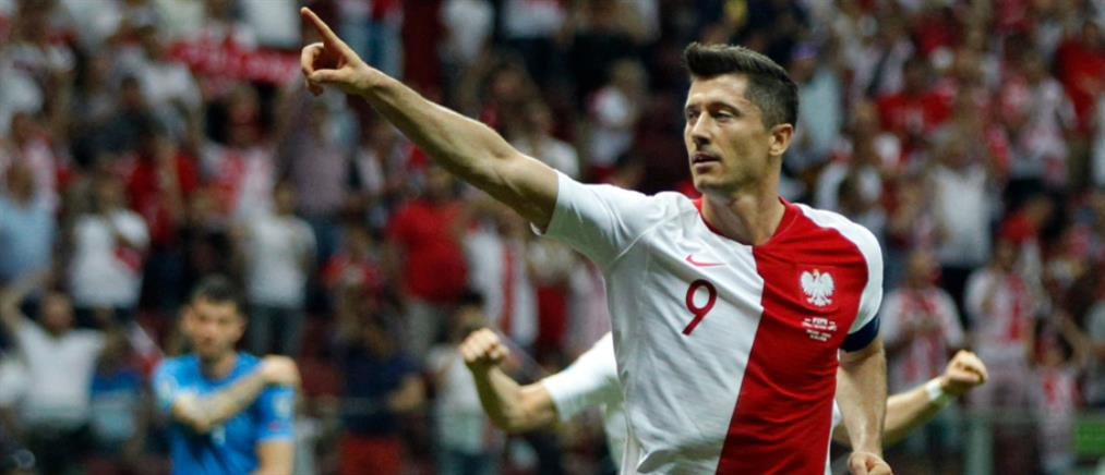 Euro 2020 - Πολωνία: Ηγέτης ο Λεβαντόφσκι, μέσα ο Σφιντέρσκι