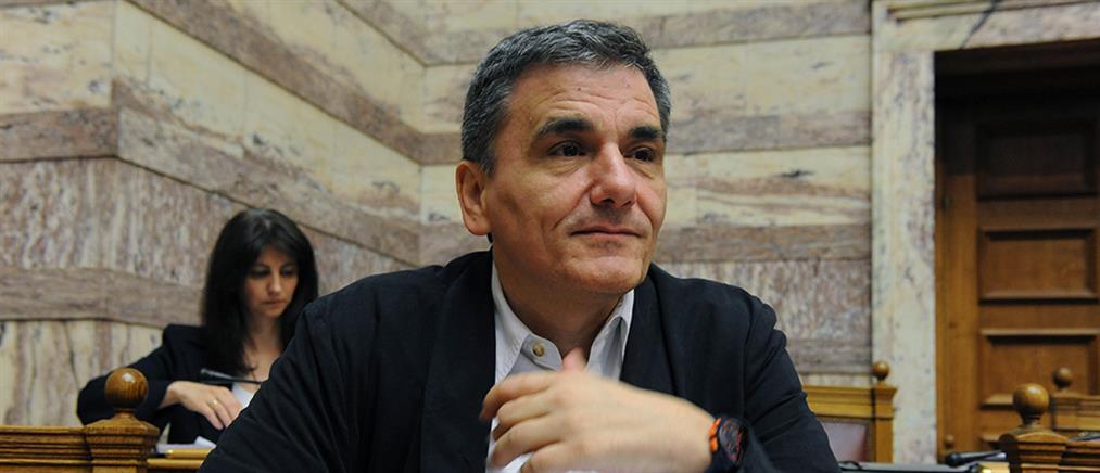 Τσακαλώτος: Έρχονται έλεγχοι σε εμβάσματα και καταθέσεις στο εξωτερικό