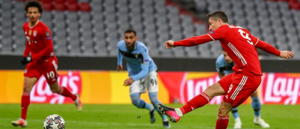 Champions League: Μπάγερν Μονάχου και Τσέλσι στα προημιτελικά