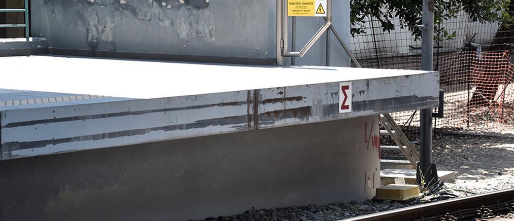 Άνδρας έπεσε στις ράγες σε σταθμό του ΗΣΑΠ