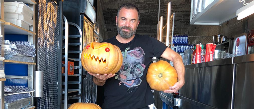 Το UBERNESS γιορτάζει το Halloween και στήνει το πιο τρομακτικό σκηνικό της πόλης