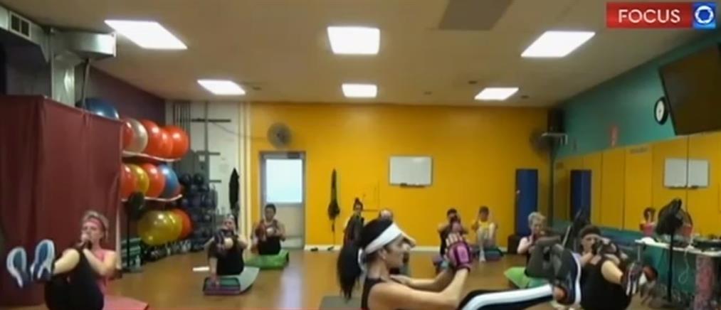 """Απειλούνται με """"λουκέτο"""" τα γυμναστήρια (βίντεο)"""
