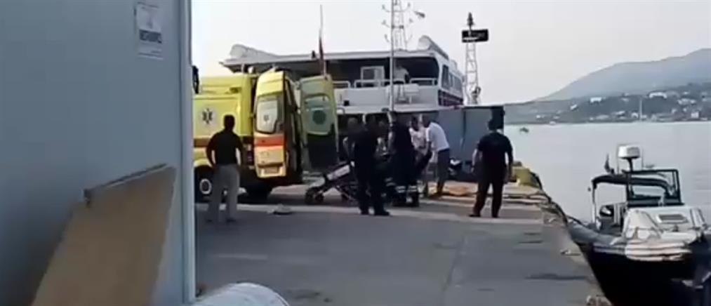 Ναυάγιο με νεκρούς και αγνοούμενους στα ανοικτά της Λέσβου (βίντεο)