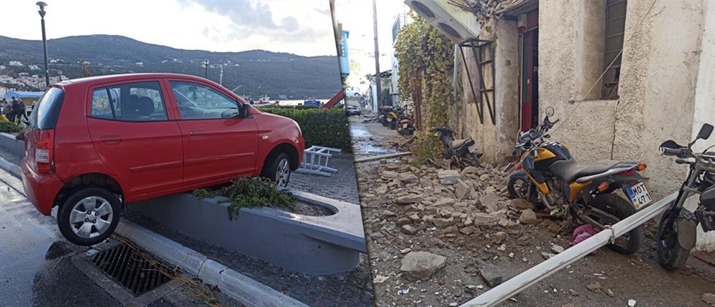 Σεισμός στην Σάμο: στήριξη σε Ελλάδα και Τουρκία από ΕΕ και ΝΑΤΟ