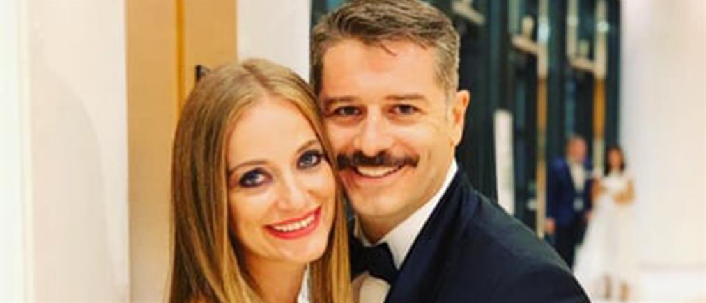 Παντρεύτηκε ο Αλέξανδρος Μπουρδούμης (εικόνες)