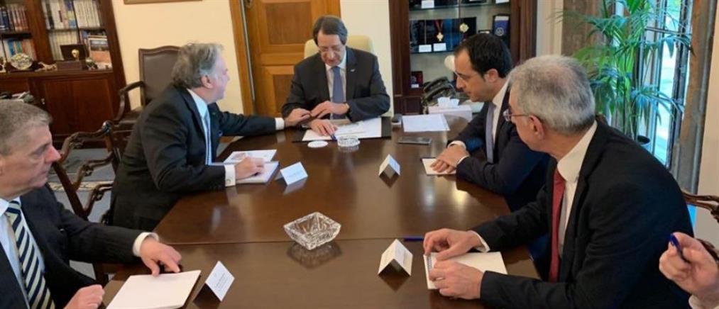 Κυπριακό και τουρκικές προκλήσεις στην ατζέντα Κατρούγκαλου – Αναστασιάδη