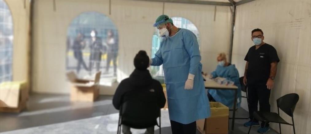 Συναγερμός στο ΑΧΕΠΑ: Πάνω από 20 κρούσματα κορονοϊού