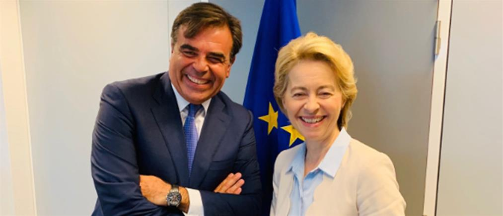 Αντιπρόεδρος της Κομισιόν ο Μαργαρίτης Σχοινάς