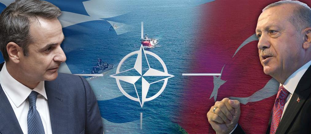Στόλτενμπεργκ: να δημιουργηθεί στρατιωτικός μηχανισμός αποσυμπίεσης για Ελλάδα - Τουρκία