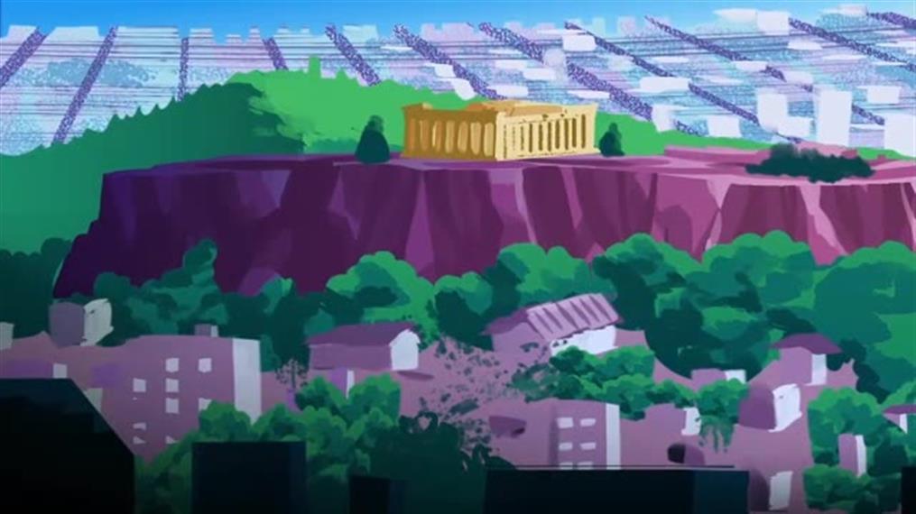 ΕΟΤ: Animated video για παιδιά