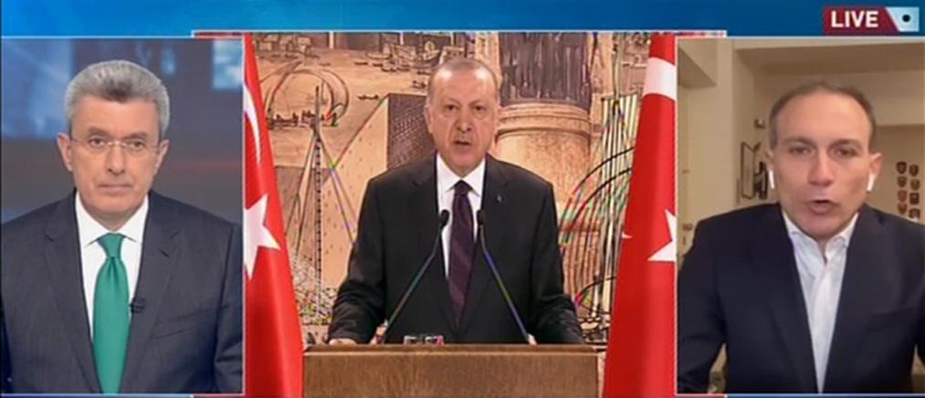 Κωνσταντίνος Φίλης: Πού αποσκοπεί η Τουρκία με το έντονο φλερτ στην Αίγυπτο (βίντεο)