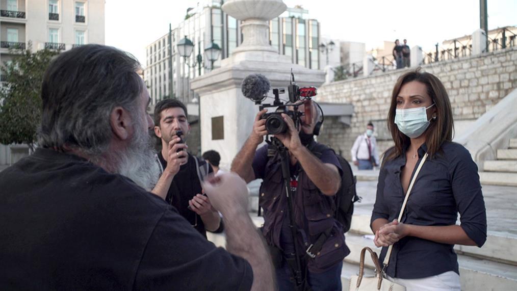 SPECIAL REPORT - ΤΑΣΟΣ ΤΕΛΛΟΓΛΟΥ - ΑΝΤΩΝΗΣ ΦΟΥΡΛΗΣ - ΜΑΡΙΑ ΣΑΡΑΦΟΓΛΟΥ