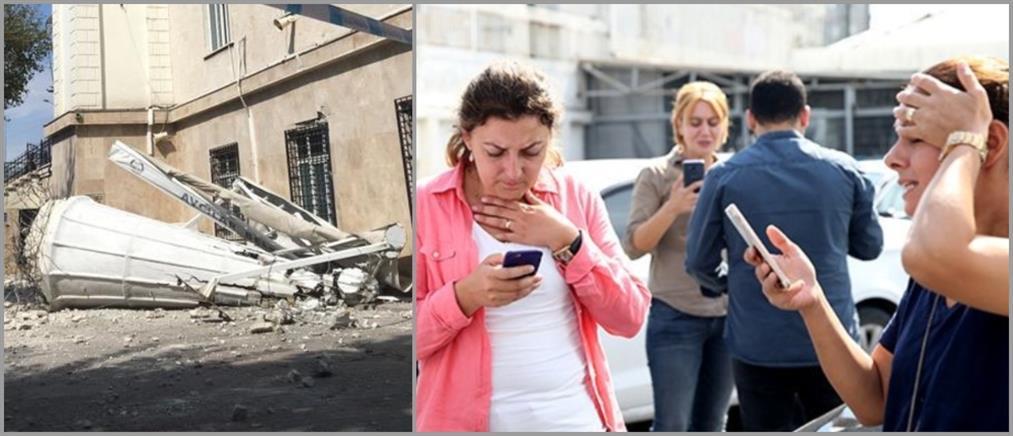"""Οι σεισμολόγοι προειδοποιούν για σεισμό """"μαμούθ"""" στην Κωνσταντινούπολη"""