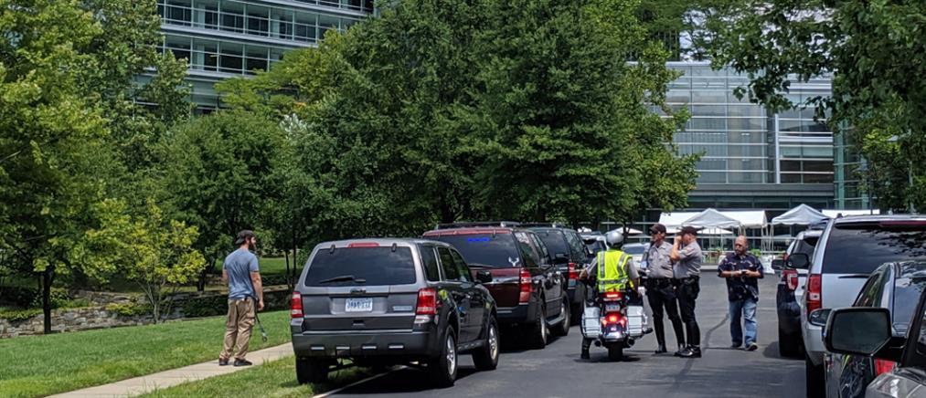 """Τρόμος για ένοπλο στα γραφεία της """"USA Today"""""""