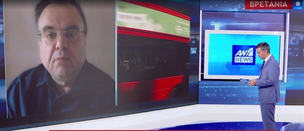 Μπούχαλης στον ΑΝΤ1: πρωτοφανής η κρίση που έφερε ο κορονοϊός και στον τουρισμό (βίντεο)