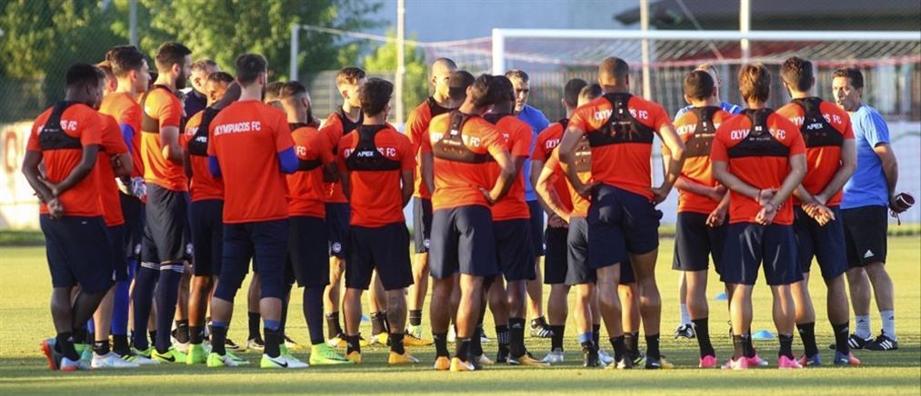 Χάσι: να είμαστε συγκεντρωμένοι, σαν να έληξε 0-0 το πρώτο ματς