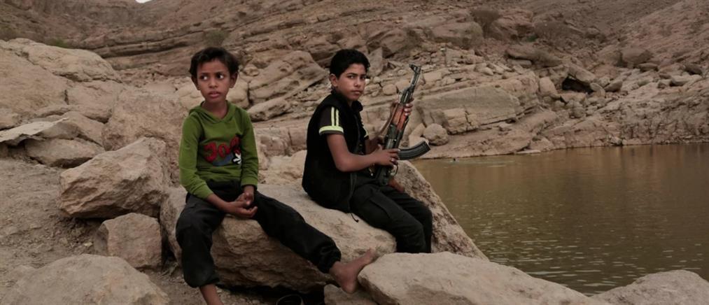 ΟΗΕ: Πάνω από 8500 τα παιδιά στρατιώτες το 2020