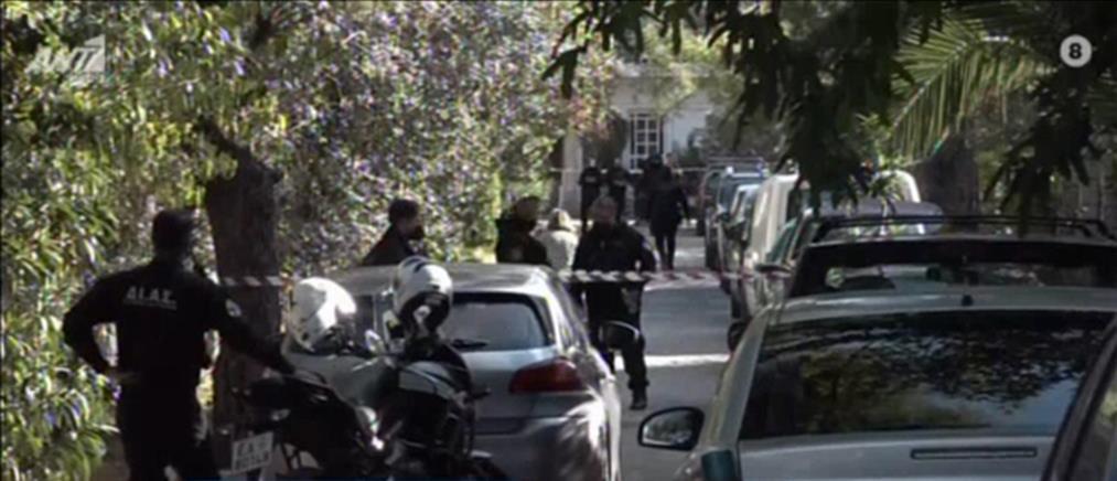 Πυροβολισμοί στην Κηφισιά: πολίτης τραυμάτισε εργάτες