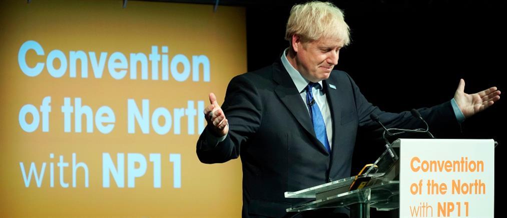 Ο Τζόνσον ζητάει από την ΕΕ ν' αποκλείσει νέα καθυστέρηση στο Brexit