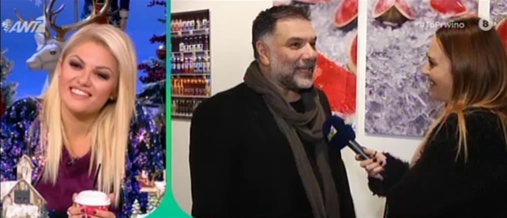 Ο Γρηγόρης Αρναούτογλου και η παρθενική Έκθεση Φωτογραφίας (βίντεο)