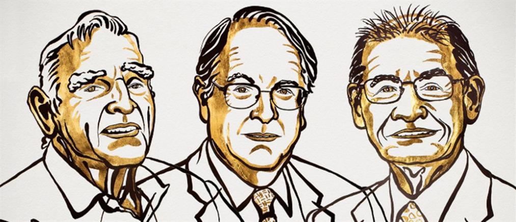 Τρεις επιστήμονες μοιράζονται το Νόμπελ Χημείας 2019