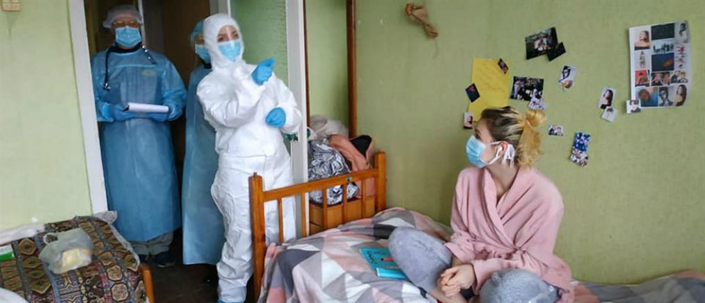"""Κορονοϊός: Σε """"καραντίνα"""" η Υπουργός Υγείας της Ουκρανίας"""