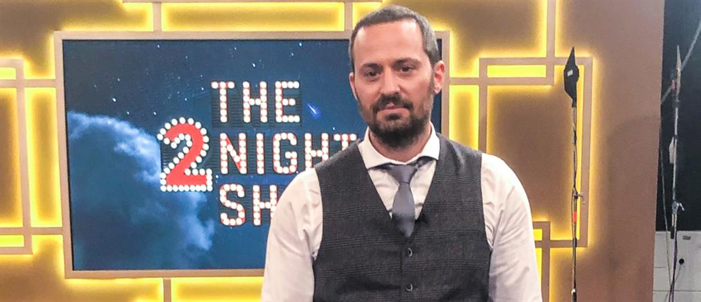 """""""The 2Night Show"""": Ο Πάρις Θωμόπουλος για τον γκέι ρόλο του στρατιωτικού (βίντεο)"""