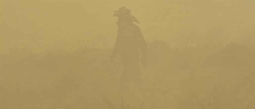 Κόλαση φωτιάς στον Βαρνάβα