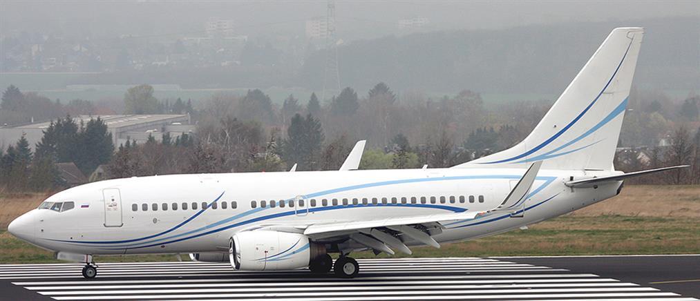 Αναγκαστική προσγείωση Boeing 737 στη Ρωσία