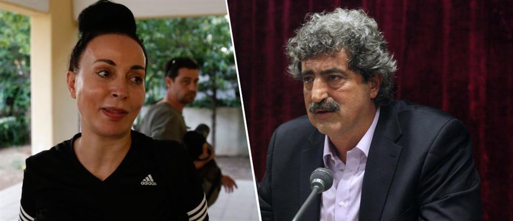 Ο Πολάκης καταδικάστηκε για την εξύβριση στην Βίκυ Σταμάτη