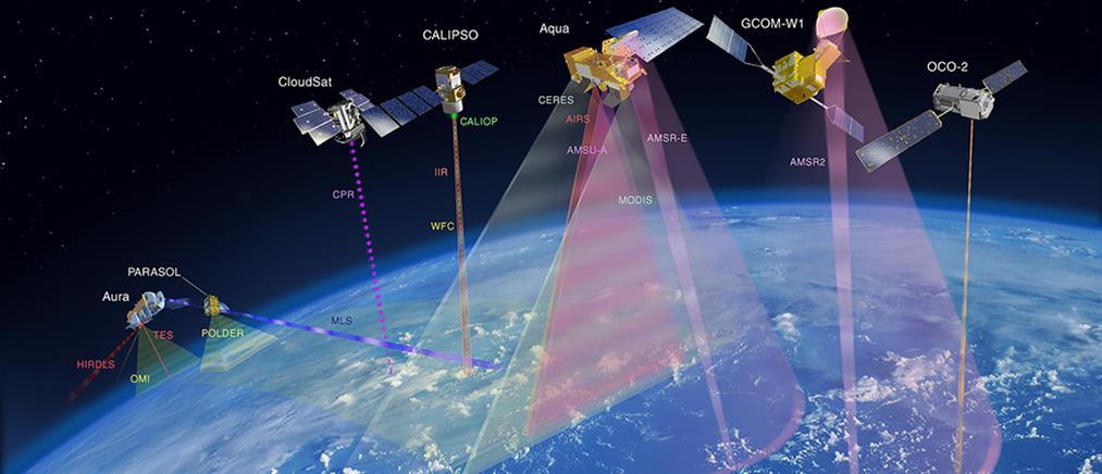 """Δορυφόροι και σκουπίδια """"τυφλώνουν"""" τους αστρονόμους"""