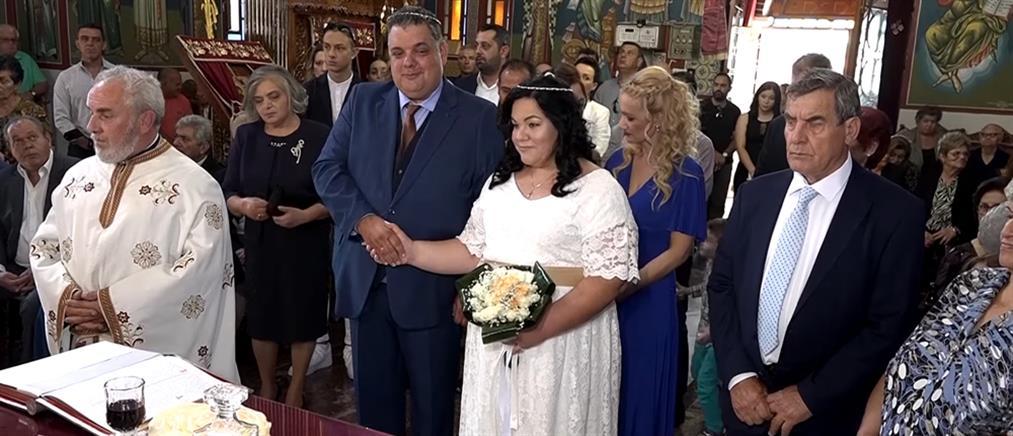 """Η αντίδραση – έπος της νύφης στο """"η δε γυνή να φοβήται τον άντρα"""" (βίντεο)"""