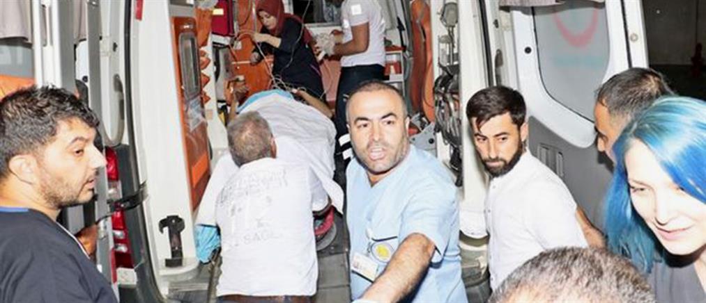 Πολύνεκρη έκρηξη στην Τουρκία