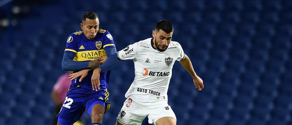 Copa Libertadores: Ισοπαλία για την Μπόκα Τζούνιορς