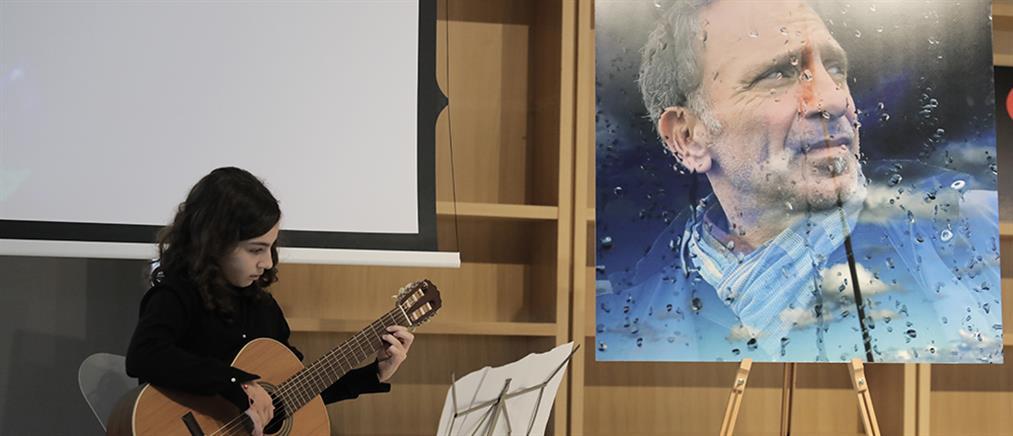 Εκδήλωση τιμής στη μνήμη του Γιάννη Μπεχράκη (βίντεο)