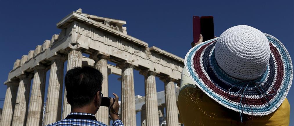 Αύξηση ρεκόρ στις αφίξεις τουριστών το πρώτο εξάμηνο