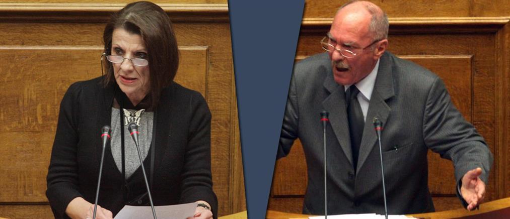 Κανελλοπούλου: Ο Αρβανίτης απείλησε ότι θα μου κόψει το λαιμό!