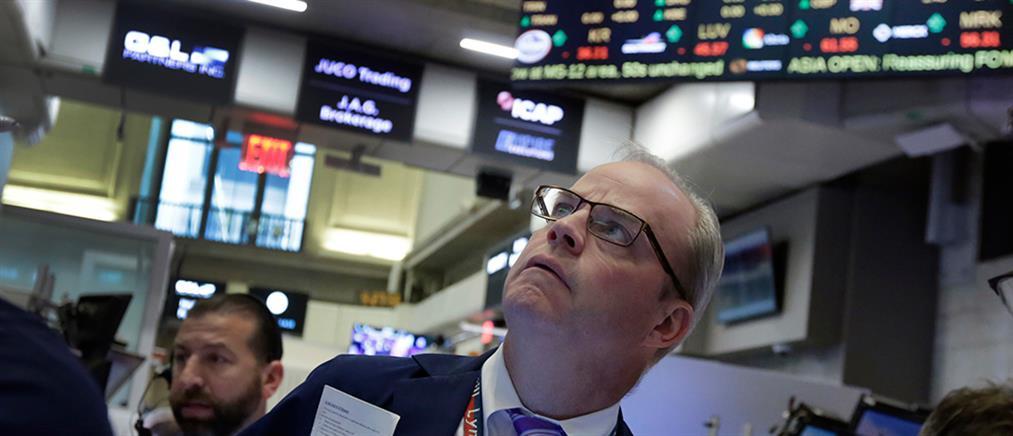 """""""Καλπάζει"""" η Wall Street"""