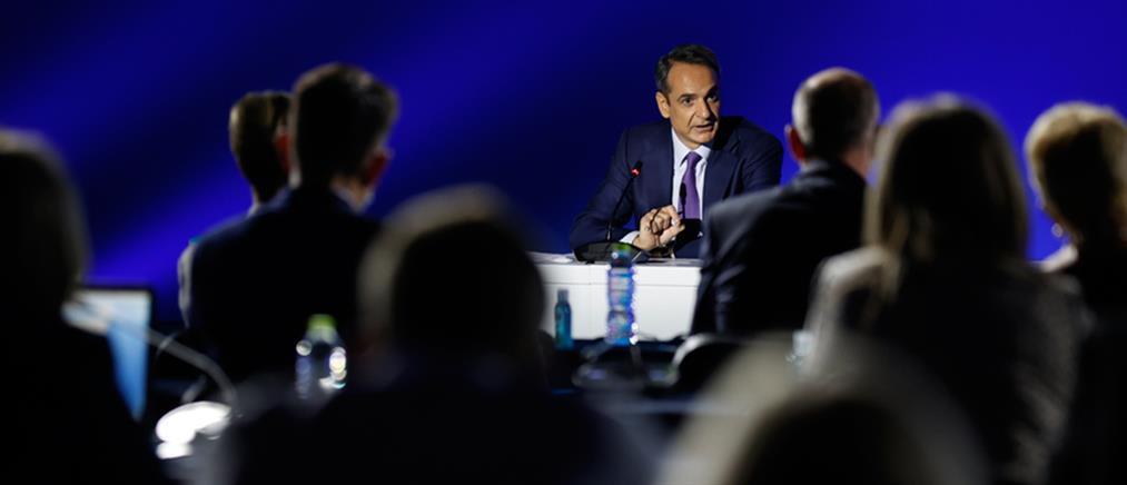 ΔΕΘ - Μητσοτάκης: η συνέντευξη Τύπου του Πρωθυπουργού (βίντεο)