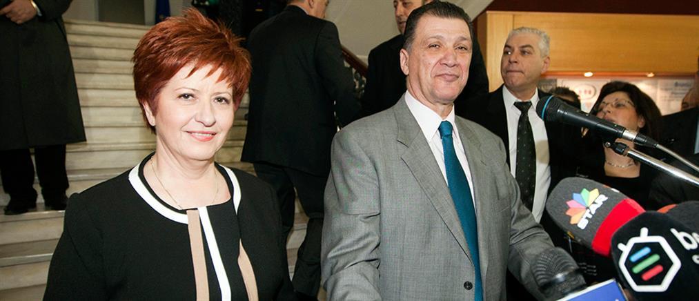 Η τελετή παράδοσης-παραλαβής στο Μακεδονίας-Θράκης, έγινε μέσω αιχμών