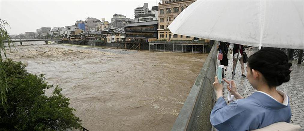 Ιαπωνία: αυξάνεται δραματικά ο αριθμός των νεκρών από τις πλημμύρες