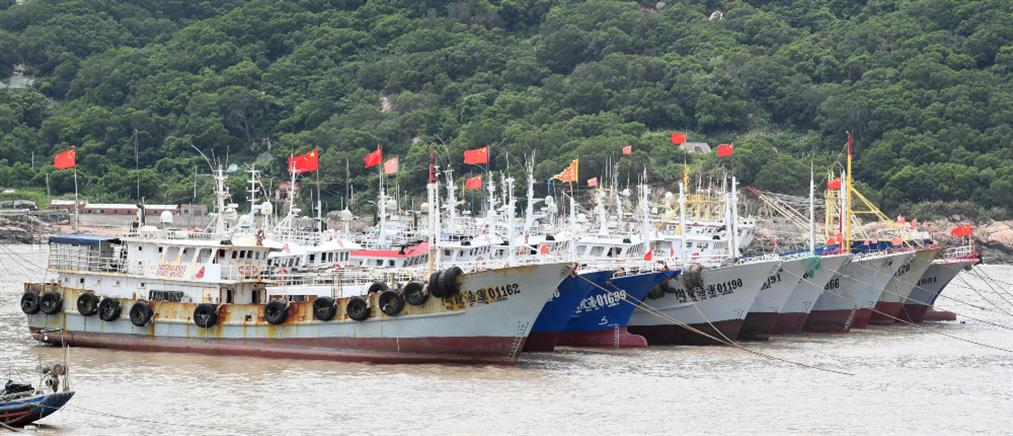 Φονική σύγκρουση πλοίων στην Κίνα (βίντεο)