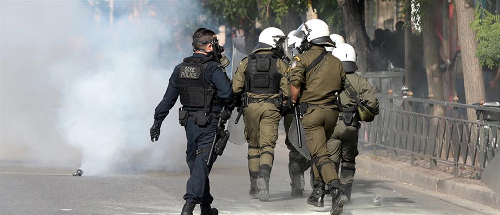 Επίθεση σε αστυνομικούς στην ΑΣΟΕΕ